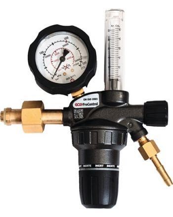 Flaschendruckminderer ProControl® Flowmeter GCE RHÖNA
