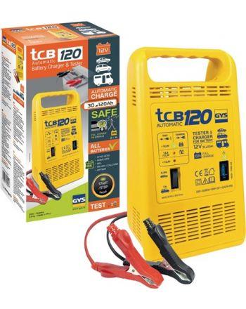 Batterieladegerät TCB 120 12 V 3,5-7 A GYS