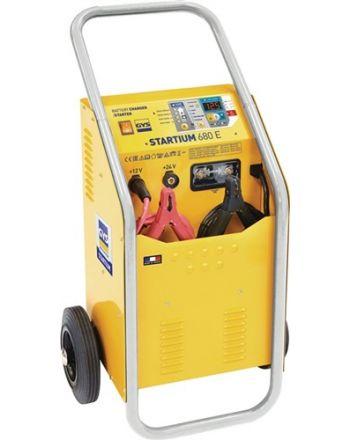 Batterieladegerät STARTIUM 680 E 12/24 V 45 A GYS