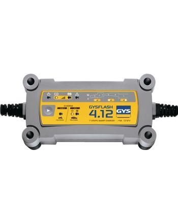 Batterieladegerät GYSFLASH 4.12 12 V 0,8-4,0 A GYS
