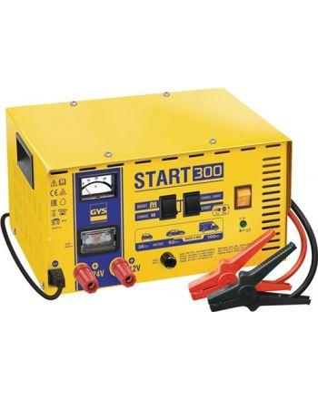 Batterieladegerät START 300 12/24 V Boost 12V:10-23/24V:8-17 A GYS