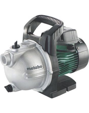 Gartenpumpe P 3300 G 3300 l/h 45m 4,5bar 900W Grauguss 25,4mm (1Zoll) IG METABO