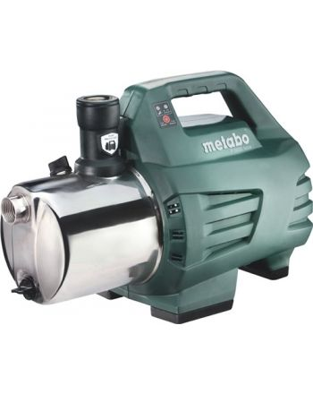 Gartenpumpe P 6000 Inox 6000 l/h 55m 5,5bar 1300W VA 25,4mm (1Zoll) IG METABO