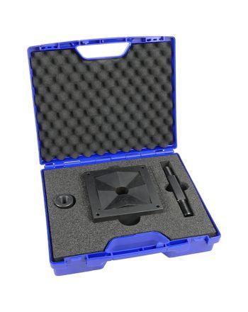 Blechlocher - Quadratlocher für VA-Material