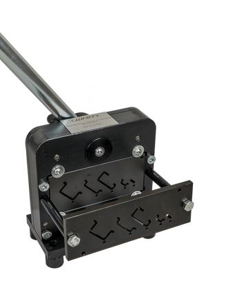 WAB Stanz- und Schneidegerät für DIN-Profilschienen